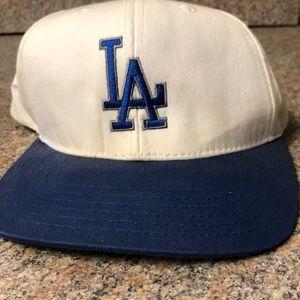Vintage LA Dodgers Hat